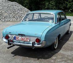 Ford Taunus 17m P3, Bj. 1964