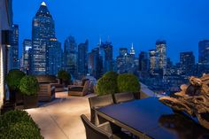 Ohh, to have this New York City view!!!   Big City Digs | Fresh Faces of Design | HGTV