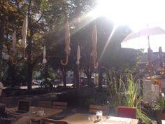 Parterre Restaurant in Basel