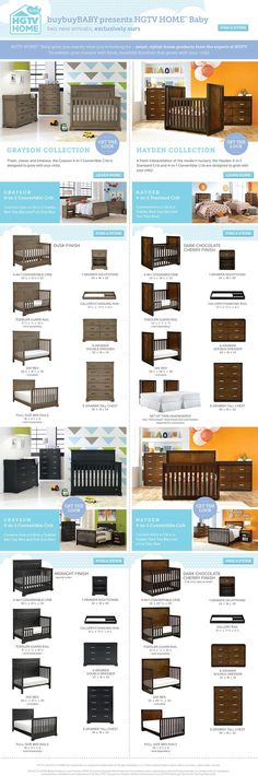 HGTV baby furniture-buybuyBaby.com
