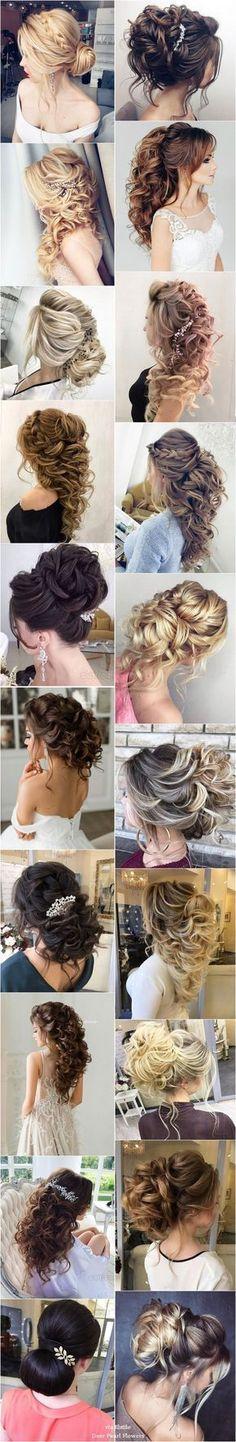 Elstile Long Wedding Hairstyle Inspiration / http://www.deerpearlflowers.com/elstile-long-wedding-hairstyle-inspiration/ #weddinghairstyles