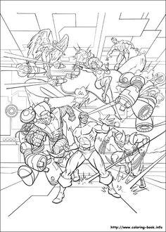 Thor Coloring Pages Comic Book Coloring Pages Pinterest Thor