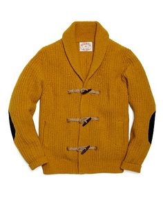 Toggle Cardigan | Brooks Brothers  I need to get this sweater!