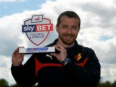 Watford boss Slavisa Jokanovic has been named the Sky Bet Championship Manager of the Month for April