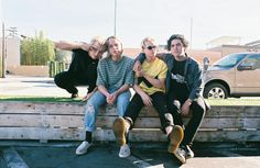 Stop Trying to Be Cool: A Q&A with SWMRS's Cole Becker