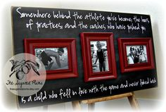 swim team picture frames | Coach Gift, Coaches Thank You Gift, Team Sports, Football, Baseball ...
