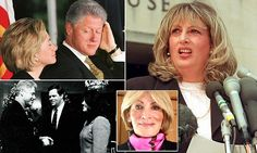 Linda Tripp, now 65,  was a civil servant who had a ringside seat during Bill Clinton's administration and revealed the Lewinsky scandal. She tells Daily Mail Online Hillary is unfit to be president.