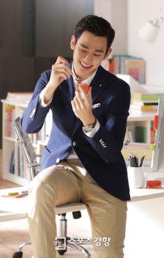 Lovable ♥Kim Soo Hyun♥ in his latest Petitzel CF 2013 « KIM SOO HYUN Fan Club #kimsoohyun