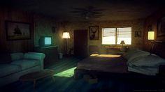 Dark Days : the room, Sylvain Sarrailh on ArtStation at https://www.artstation.com/artwork/r2kg5