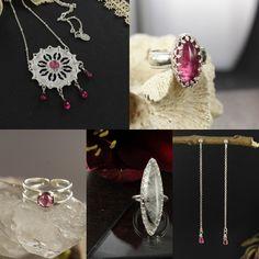 Tourmaline jewels
