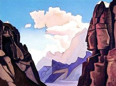 roerich Great Spirit of the Himalayas