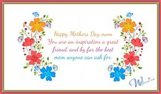 Happy Mother's Day Quotes For Mom