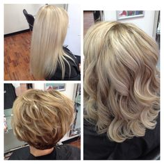 We cater for all types of blonde #normanpark #epichairdesigns