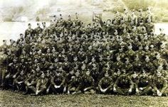 """Easy Company, 101st Airborne Division.. """"Band of Brothers"""" .. """"Currahee"""" here is the wiki link: http://en.wikipedia.org/wiki/506th_Infantry_Regiment_(United_States)"""