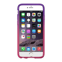 ShareWe [Scratch Resistant] Case for Apple iPhone 6 4.7 inch Gradient Color Series Case / Cover with TPU Bumper for iPhone 6 (Purple/pink) ShareWe http://www.amazon.com/dp/B00XVS3QRC/ref=cm_sw_r_pi_dp_8xZRvb135QHAC