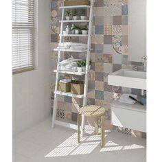 30x60cm Syrna pattern decor tile by Vives @ ceramicplanet.co.uk