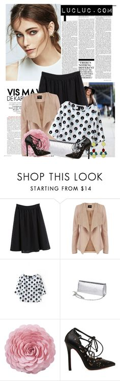 """""""Lucluc.com 2"""" by laurafox27 ❤ liked on Polyvore featuring Nicki Minaj, Oasis and Saro"""