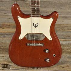 Epiphone Coronet Cherry Red 1964 (s584)