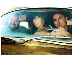 american pickers ... Mike, Frank & Danielle