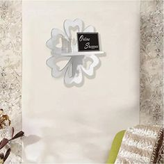 Onlineshoppee Beautiful MDF Decorative Wall Shelf Size LxBxH - 12x5x18 Inch - White >>> Check this awesome product by going to the link at the image. (This is an affiliate link and I receive a commission for the sales)