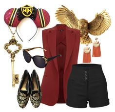"""""""Disney Inspired Outfits: Hollywood Tower of Terror"""" by morganautical ❤ liked on Polyvore featuring Yochi, King Ice, Theory, LE3NO, Alexander McQueen, Judith Leiber, MANGO, disneybound, DisneyWorld and disneyland"""