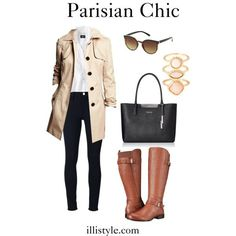 How to Dress like a Parisian - look good everyday with these simple tricks