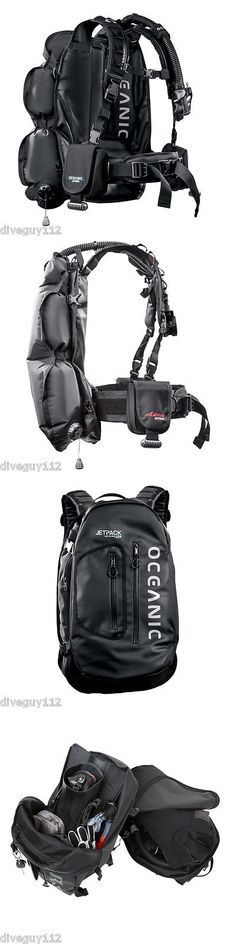 Buoyancy Compensators 16053: Oceanic Jetpack Complete Scuba Diving Travel System Convertible Bcd Dry Backpack -> BUY IT NOW ONLY: $599.95 on eBay! http://www.deepbluediving.org/dry-vs-semi-dry-vs-wet-snorkel/