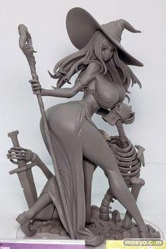 Dragon's Crown - 1/7 - Sorceress  Manga Anime  PVC Statue Figur