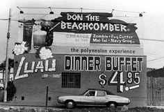Polynesian+Pearl+Diver+Drink+Recipe   ingresso di Don the Beachcomber, il locale inventato da Ernest ...