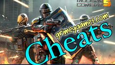 Are you looking for a Modern Combat 5 Cheats? This is the only working tool that is capable of generating credits Online Survey, Action Game, First Person Shooter, Single Player, Hack Tool, Level Up, Enemies, Cheating, Vip