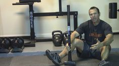 Scott York Fitness l Sledgehammer Workout l Arm Exercises #sledgehammerworkout