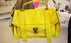 LOOK 1 - Proenza Schouler PS1 Medium Bag $1,695.00