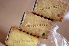 Un Shanty Biscuits pour un joyeux noël!