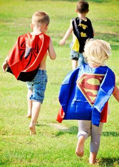Superheld cape Superman