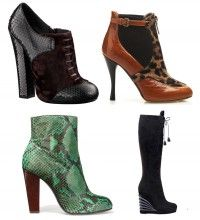 Key Boot Trends for Fall Winter 2012-2013
