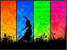 The Useless Space: Fairy Tale in Life