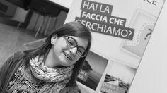 Valeria durante le selezioni degli 8 testimonial di #MyPugliaExperience