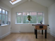 Kitchen Extension Floor / Wall