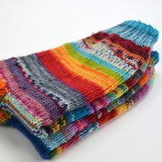 New scrappy socks