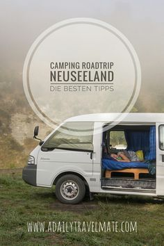 Camping Roadtrip Neuseeland Die besten Tipps für deine Rundreise #Neuseeland #Campingneuseeland #Rundreiseneuseeland