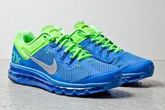 "Nike Air Max 2013 ""Sprite"" - EU Kicks: Sneaker Magazine"