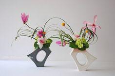 "Style libre ""Jiyuka"" - Art floral Ikebana"