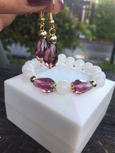 Aretes #jewelrydiy