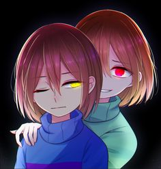 21 Best Chara X Frisk images in 2019 | Chara, Undertale