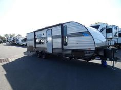 Shop our huge inventory of RVs for sale. General RV carries dozens of brands of campers, motorhomes, travel trailers, fifth wheels and toy hauler rvs for sale. Rv Campers For Sale, Used Rvs For Sale, Forest River Rv, Camping Trailers, Motorhome, Recreational Vehicles, Shop, Camp Trailers, Camper