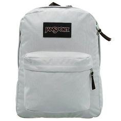 Jansport `Black Label Superbreak` Backpack (Goose Grey) at chemicaluk.com