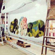 DESIGN | INSIDER : Alexandra Kehayoglou: los pastizales que hacen magia en la fashion week parisina