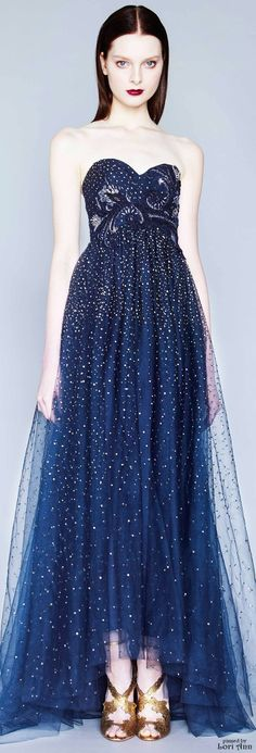 Marchesa Notte Fall 2015