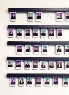 employee board - Turo Offices - San Francisco - Office Snapshots
