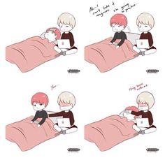 So cute...yoonmin